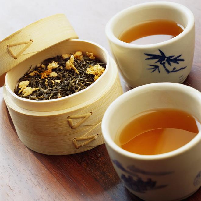чай в пиалочке