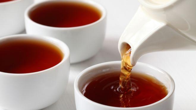 Разливаем чай