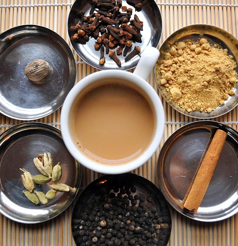 ингредиенты для масала