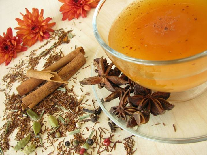 пряности для чая