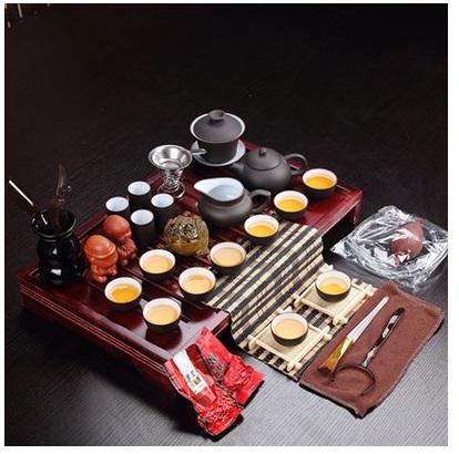 предметы для чайной церемонии