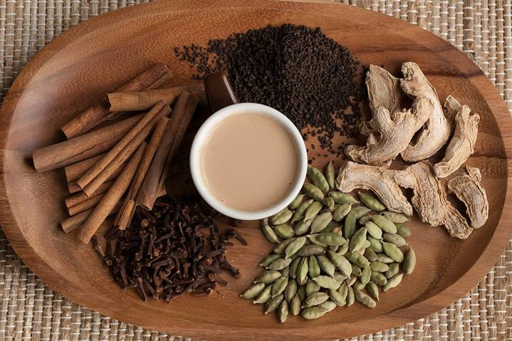специи для приготовления чая