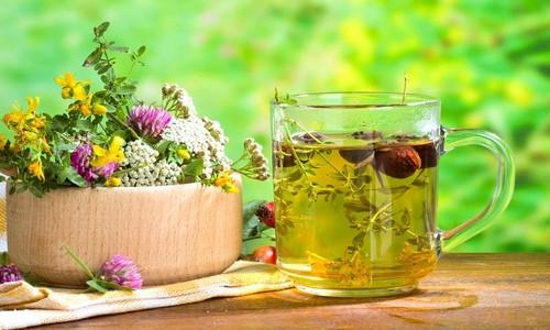успокоительный чай из трав