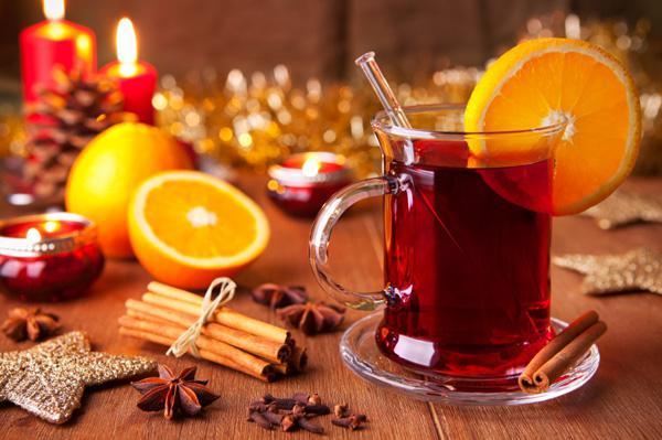 фруктово-цитрусовый чай