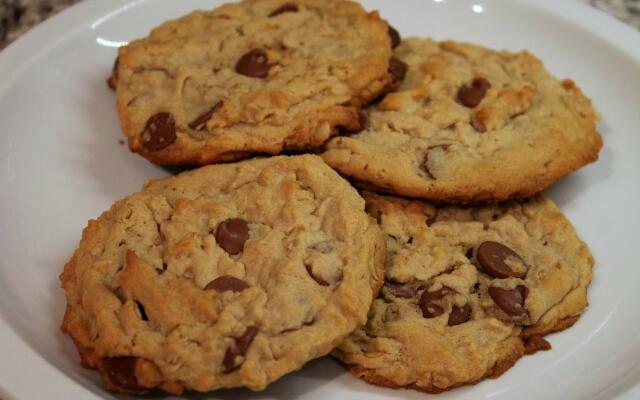 Как быстро приготовить печенье в домашних условиях