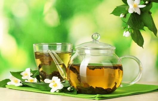 утренняя чашечка чая