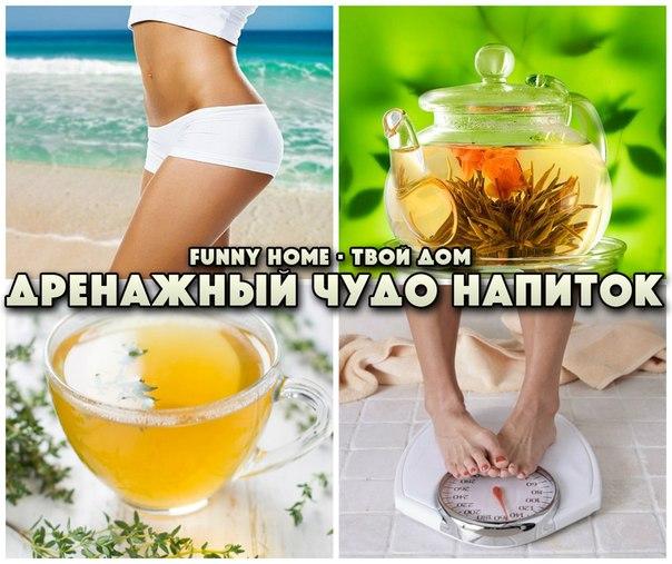 чаи чтобы похудеть