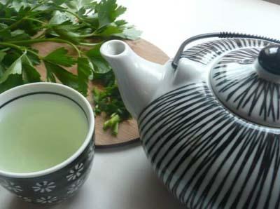 чай на основе травы вот такой прозрачный