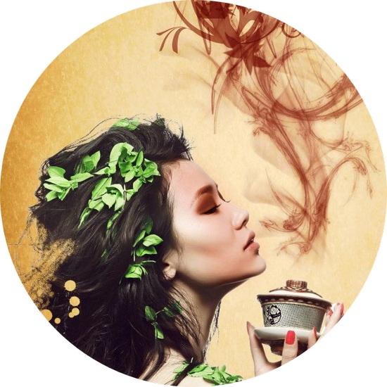 блаженство аромата чая