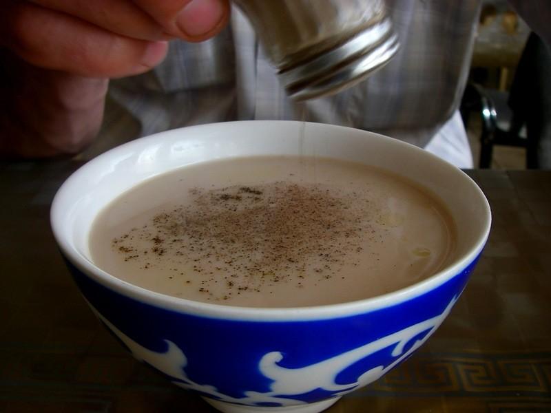 национальный чай калмыкии