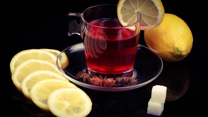 Чай с лимоном: виды, польза и противопоказания
