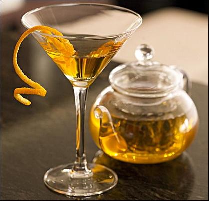 Можно ли пить чай с коньяком