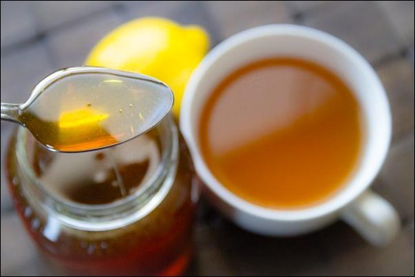 Как сделать чай с медом от простуды